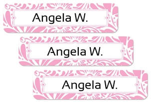 Filigree (posie) Large Labels