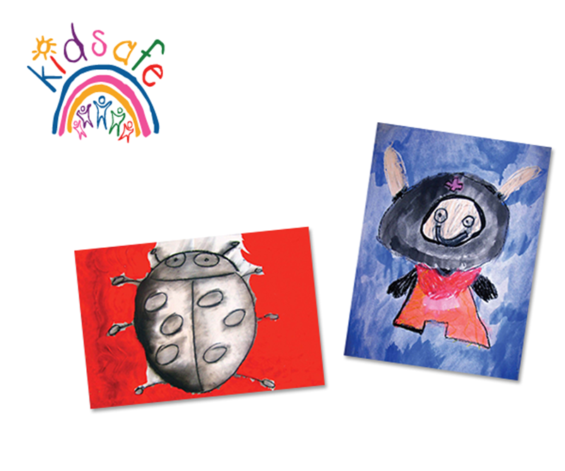 Kidsafe All Occasion Greeting Cards