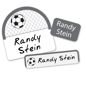 Soccer Net - DAY CAMP LABELS