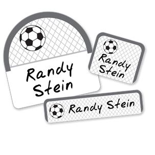 Soccer Net - FIRST CLASS SCHOOL LABELS