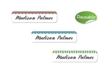 Canopy (metro) Restickable Slim Labels