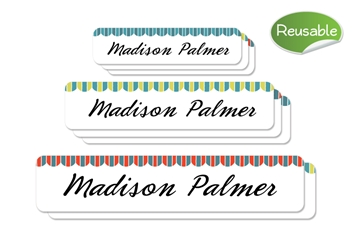 Canopy (metro) Reusable Labels Set