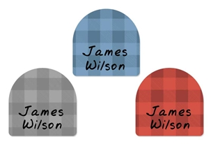 Lumberjack - Shoe Labels