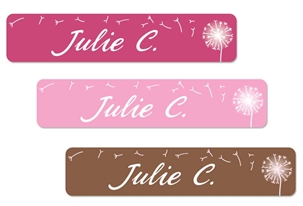 Dandelion (neapolitan) Large Labels