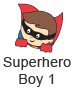 Superhero Boy 1