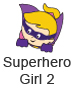 Superhero Girl 2