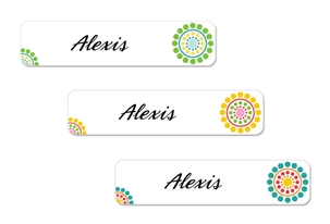 Circle Dots (fresh) Popular Labels