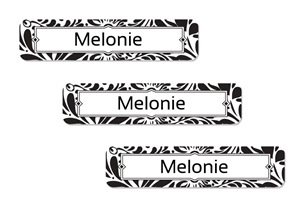 Filigree (black) Popular Labels
