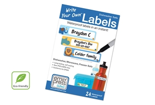 Parade Stars - Write Your Own Labels >>