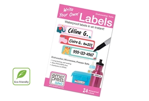 Parade Love - Write Your Own Labels >>