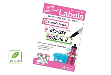 Luvly  -  Write Your Own Labels