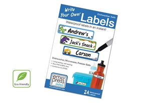 Outside Play - Write Your Own Labels >>