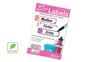 Hippie Daze - Write Your Own Labels >>