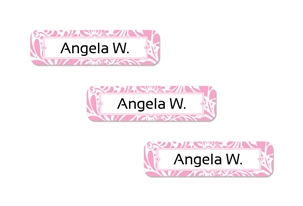Filigree (posie) Slim Labels