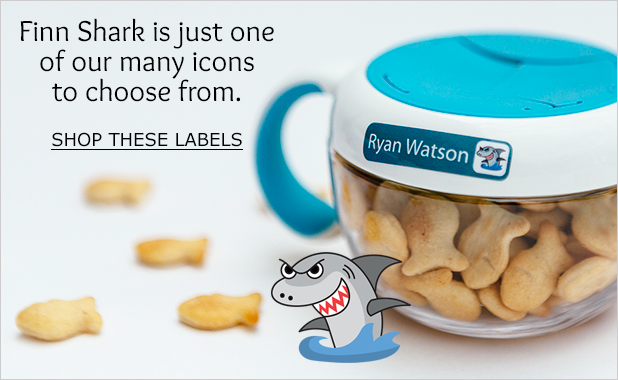Shark Labels